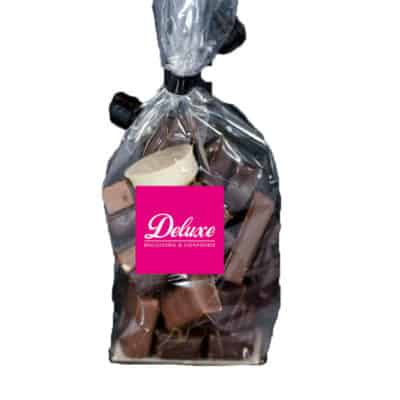 150 gr Assortiment de chocolats Deluxe