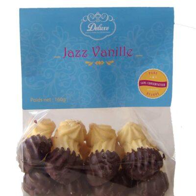 Biscuit jazz chocolat