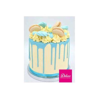 Drip cake it's a boy