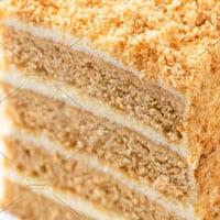 Gâteau rocher noisette