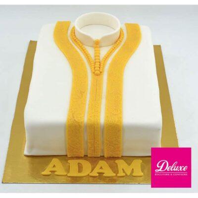 Gâteau djebba circoncision