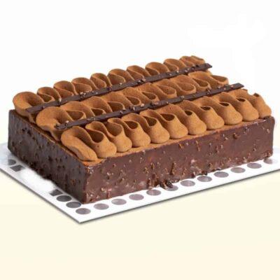 Gâteaux rocher chocolat