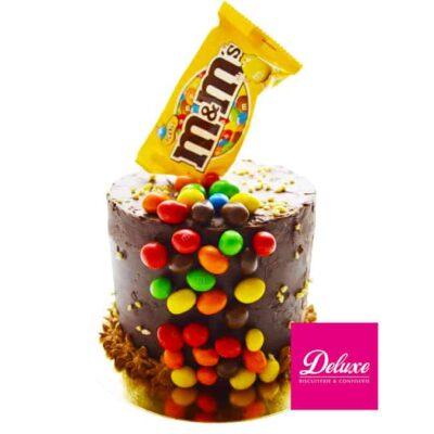 Layer cake M&M's