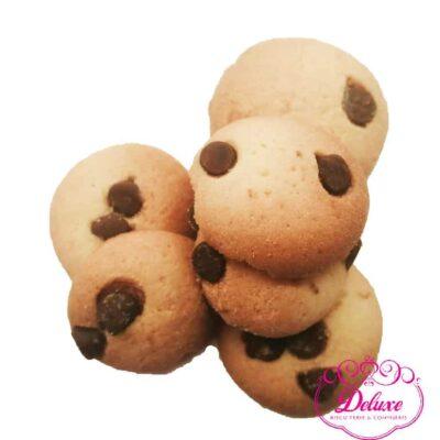 250 gr Palets de dame aux pepites de chocolat