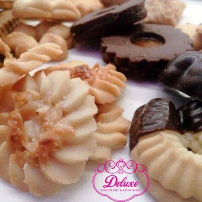 500 gr Assortiment Deluxe de 11 sortes de petits biscuits délicieux