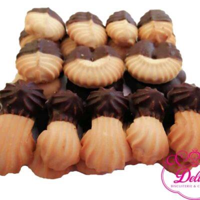 250 gr  Biscuit jazz chocolat