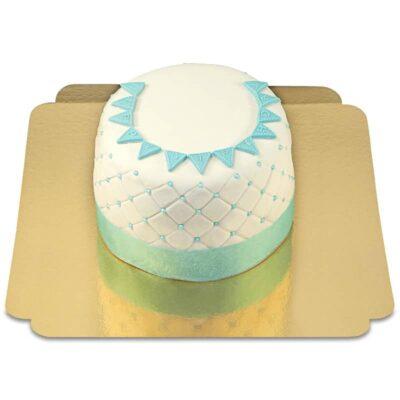 Birthday deluxe cake