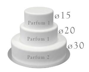 50 parts 15cm/20cm/30cm