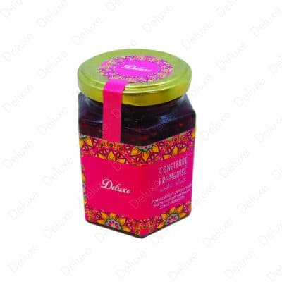 Confiture Framboise Deluxe
