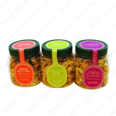 Granola Honey & Nuts