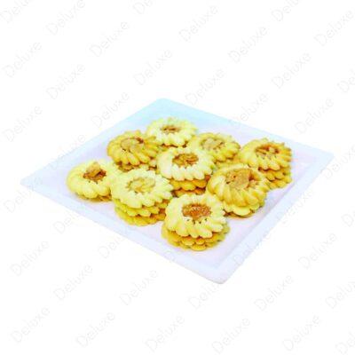 Biscuits soleil aux amandes