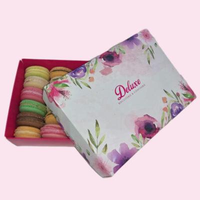 Coffret macaron Deluxe n°24
