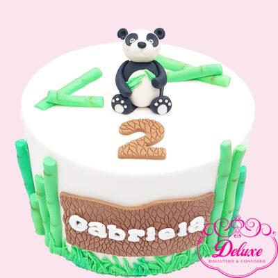 Cake Design Thème Panda
