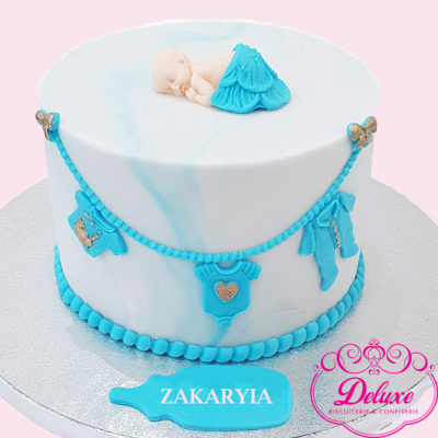cake design thème  Baby Shower