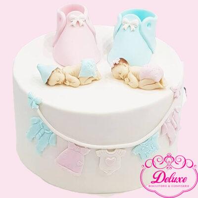 Gâteau D'anniversaire Baby Bebe