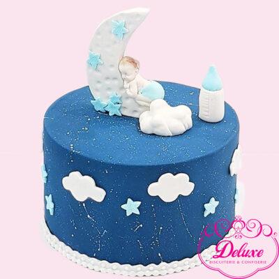 Cake design thème mon Bébé