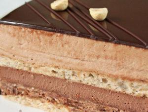 Rocher Noisette Chocolat
