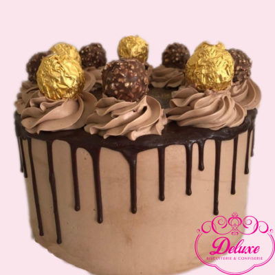 layer-cake  Rocher Noisette